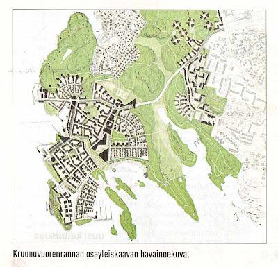 Kaupunkimetsa Toukokuuta 2008