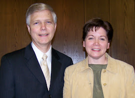 President and Sister Dunaway (Italy Milan Mission)