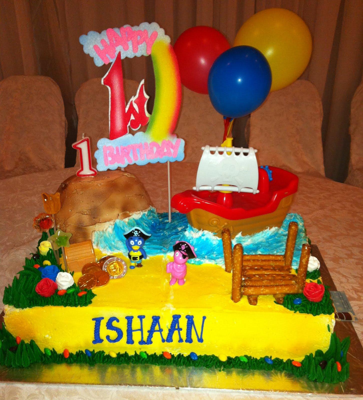 Customized Birthday Cakes Manila