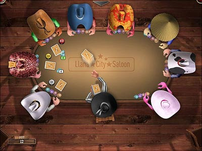 Игра в детский poker world
