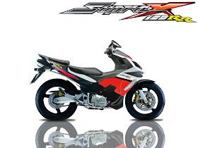 Bengkel Auto Honda Supra X 125 Full Modifikasi Motor Race