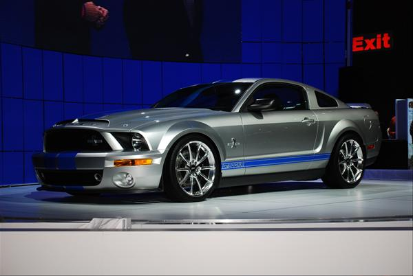 2007 ford shelby gt production autos post. Black Bedroom Furniture Sets. Home Design Ideas