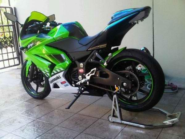 Juliayunwonder: Harga Kawasaki Ninja 150 Rr