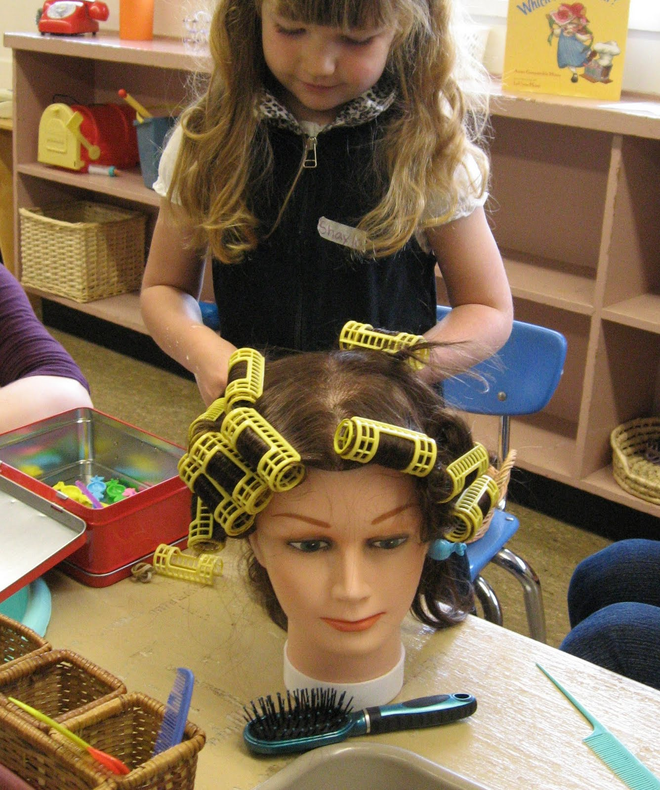 Strongstart Hairdressing 101