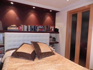 Cabecero,dormitorio,pladur www.lolatorgadecoracion.es