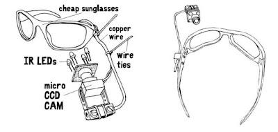 Building a DIY Eye Tracker
