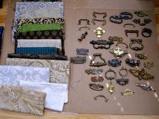 Flea Mkt trip - treasures
