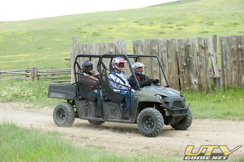 2011 Polaris Ranger 500 Crew Utv Guide