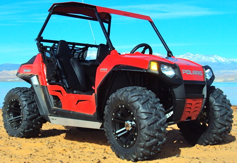 Hcr Racing Introduces Full Protection For The Polaris Rzr