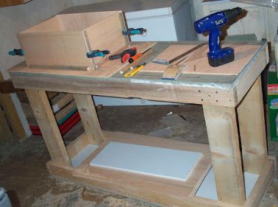 fabrication d un meuble d aquarium le blog r cifal. Black Bedroom Furniture Sets. Home Design Ideas