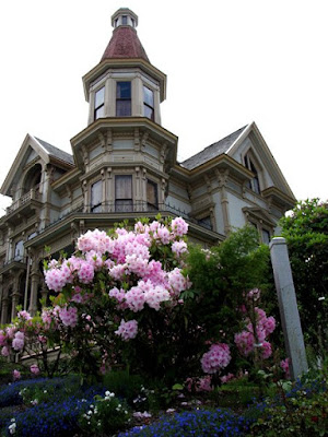 Flavel House, Astoria, Oregon