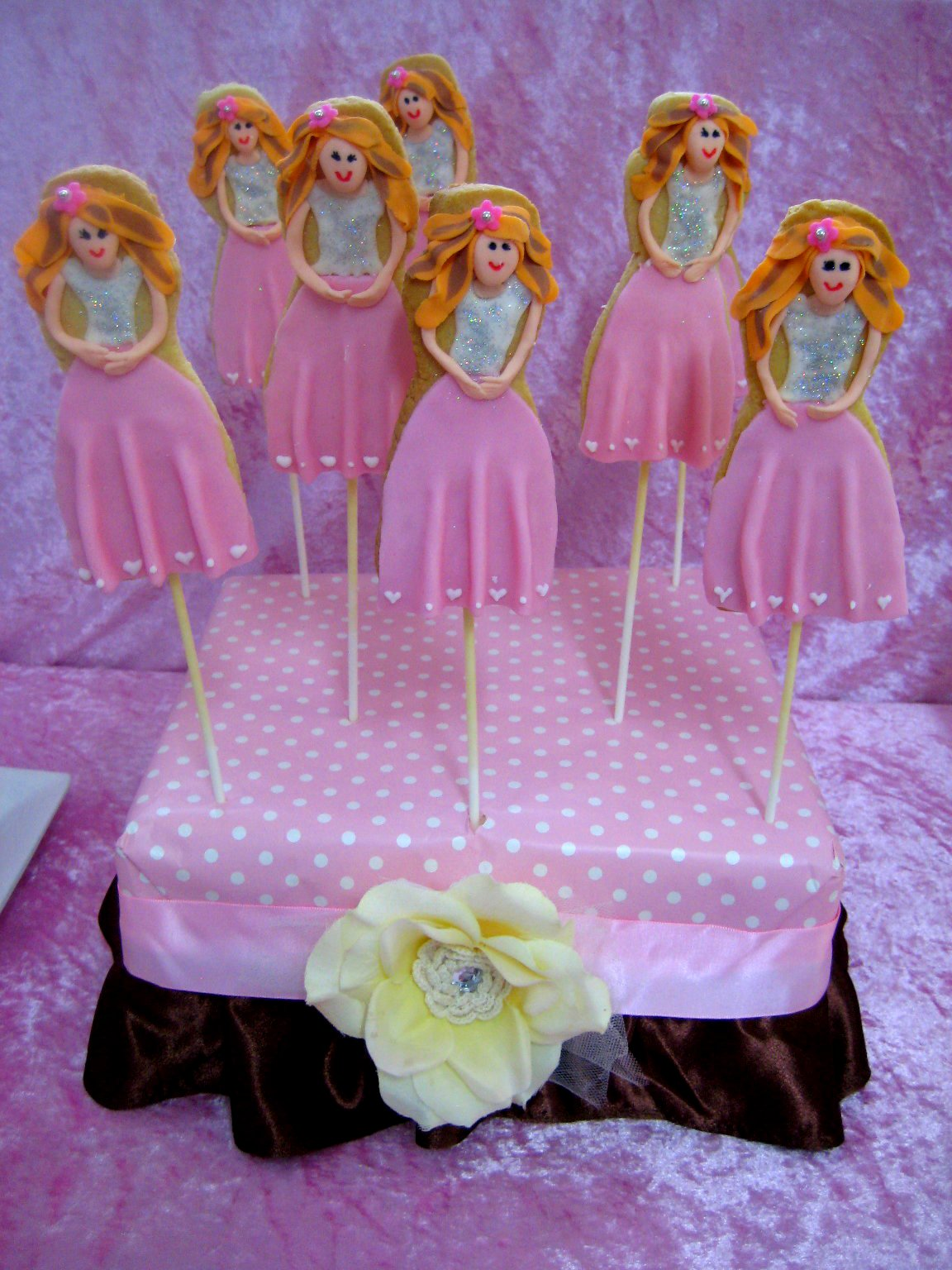 Pink Glamour Girl Birthday Party