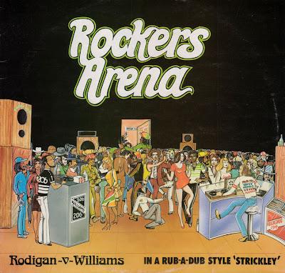 Rodigan v Williams. dans Rodigan v Williams FRONT