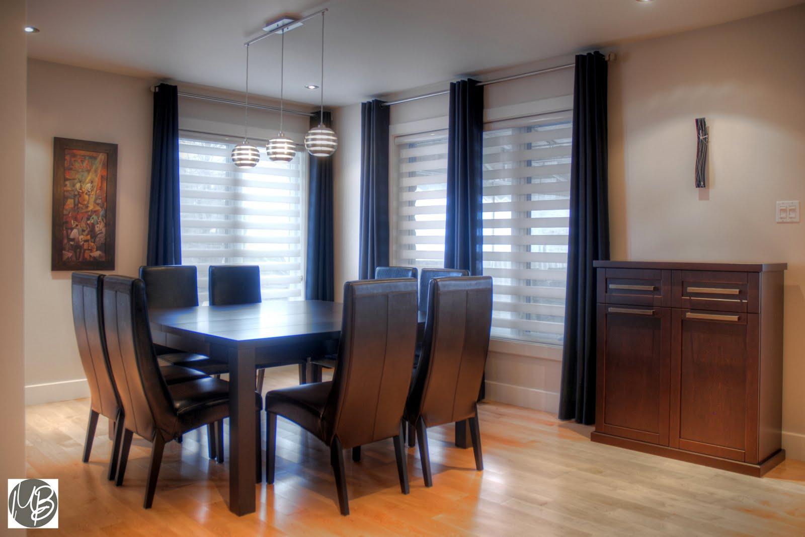 Salon Et Cuisine Aire Ouverte l'espace dÉco: mélanger le brun et le noir