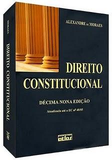 Direito Constitucional Alexandre De Moraes Pdf
