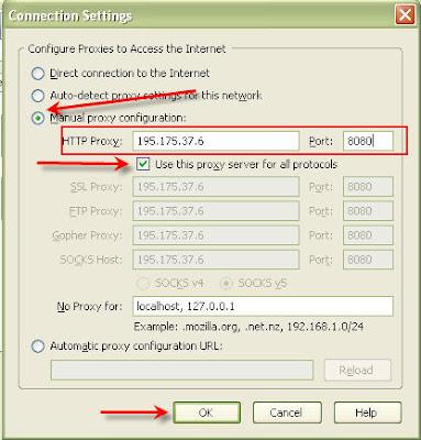 Cách đổi proxy để lướt web nhanh và an toàn hơn