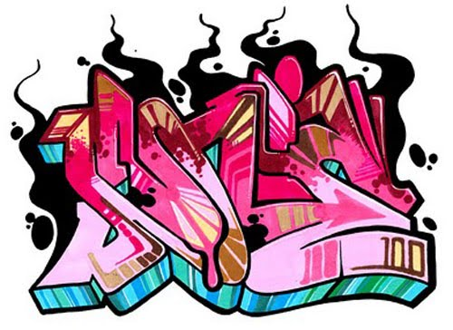 Graffiti Art Designs Gallery Colorful Wildstyle Graffiti Collection