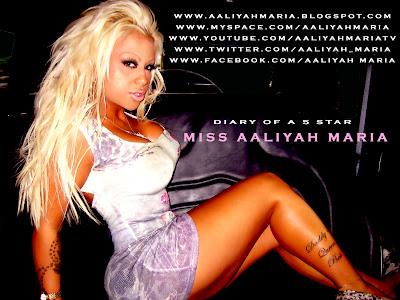 Aaliyah maria