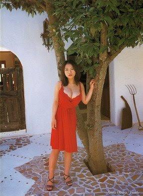 japanese sexy woman gallery: anna ohura