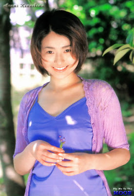 japanese sexy woman gallery: Japanese idol azumi kawashima