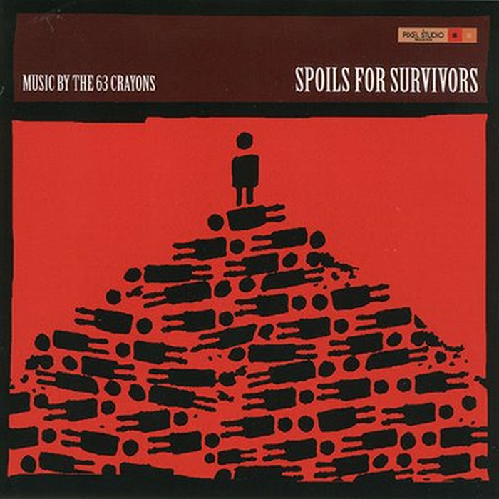 The 63 Crayons - Spoils For Survivors