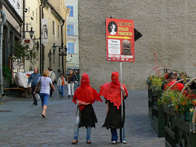 Imagini Estonia: bine ati venit la Muzeul Torturii