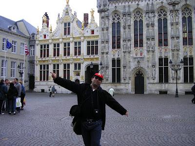 Obiective turistice Brugge: Burg