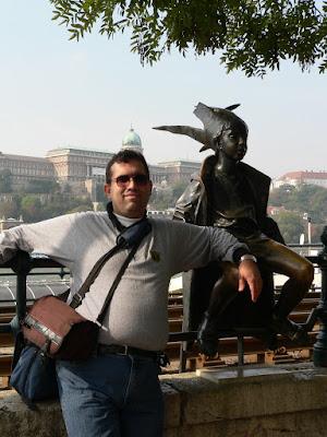 Imagini Budapesta: pe malul Dunarii