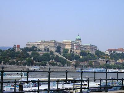 Obiective turistice Ungaria: Palatul Buda Budapesta