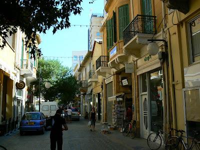 Obiective turistice Cipru: Strada Ledra Cipru de Sud