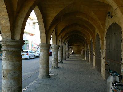 Obiective turistice Cipru de Nord: Buyuk Han Nicosia