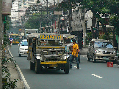 Transport Filipine: Jeepney