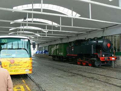 locomotiva antica