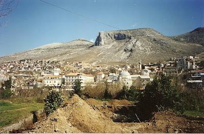 Imagini Mostar: partea croata