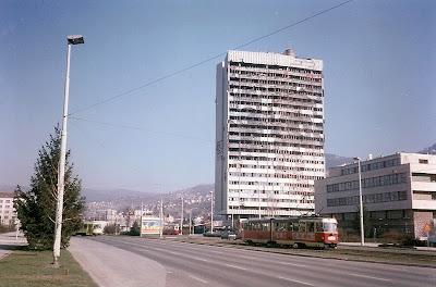Imagini Sarajevo: Parlamentul Bosniei