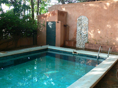 Cazare Mali: hotel Tamana Bamako piscina