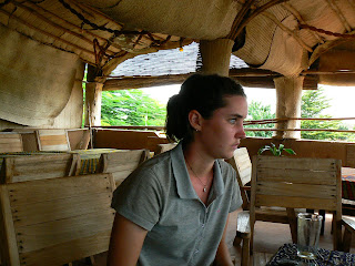 Imagini Mali: Cathy, Australia, 19 ani, singura in Africa