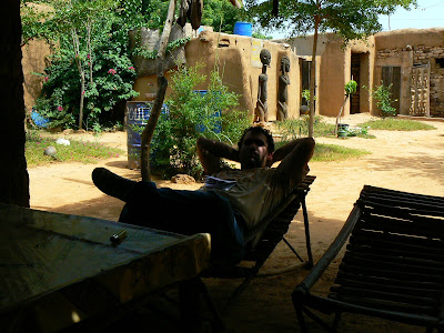 Relax Mali: campement in Pays Dogon
