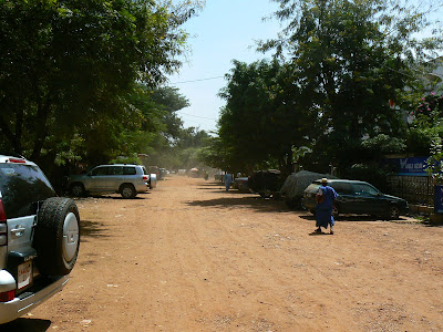 Imagini Mali: bulevarde Bamako