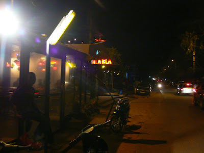 Nightlife Mali: Bla Bla Bar Bamako