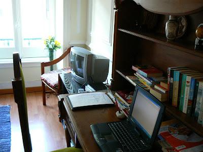 Cazare Portugalia: Spare Rooms Lisabona computer room