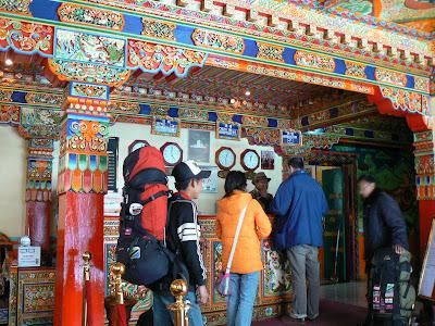 Imagini Tibet: hotel Dhod-Gu Lhasa