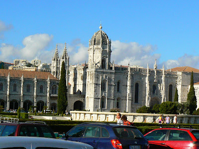 Imagini Portugalia: Manastirea Jeronimos