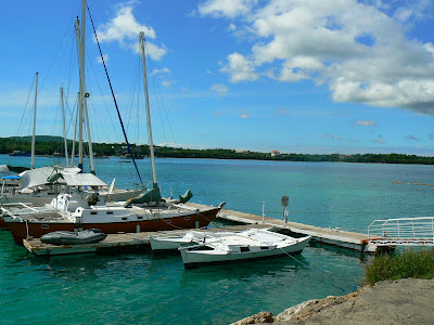Obiective turistice Filipine: portul Tagbilaran, Bohol
