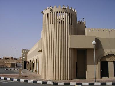 Obiective turistice Oman: bazar Buraimi