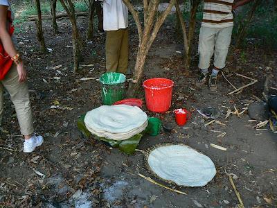 Mancare Etiopia: injera