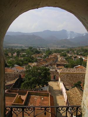 Obiective turistice Cuba: Trinidad