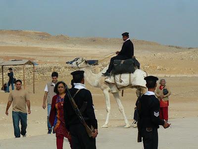 Imagini Egipt: poltiia turistica Cairo