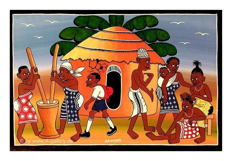 Likembe: Kamba Sounds