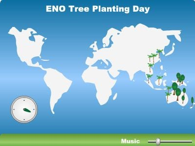 Eno Tree Planting Day 2010 Eno Tree Planting Day Animation And
